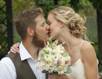 Wedding season is in full swing....